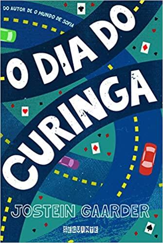 O dia do coringa - Primeira Edição 1995 - capa do livro